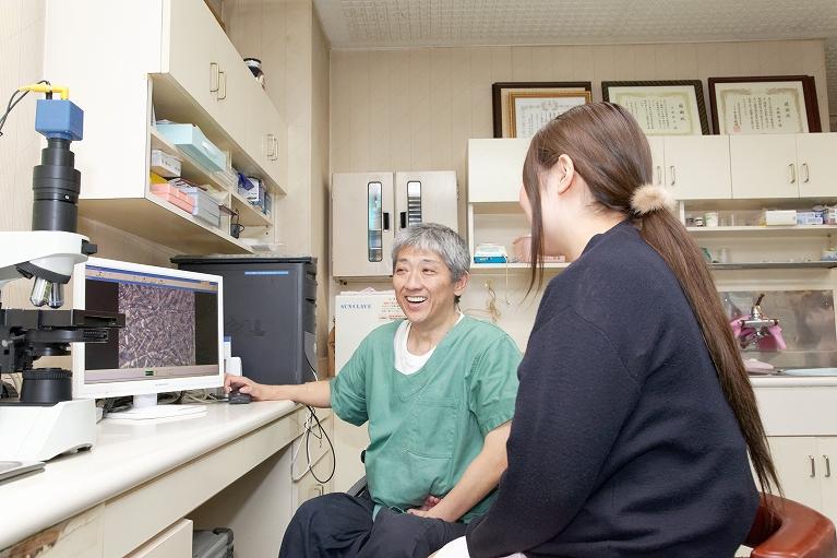 患者さんとのコミュニケーション
